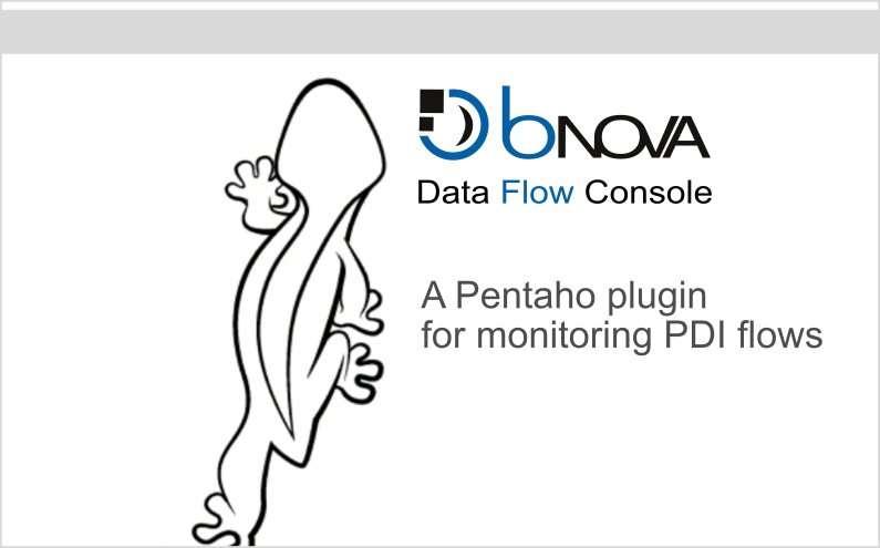 Pentaho Community Meeting e BNova Data Flow Console per il monitoraggio dei flussi PDI