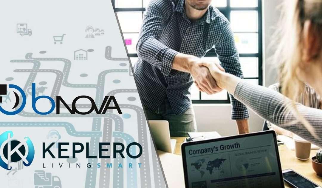 BNova rafforza le proprie competenze nel settore IoT acquisendo una quota della società Keplero srl