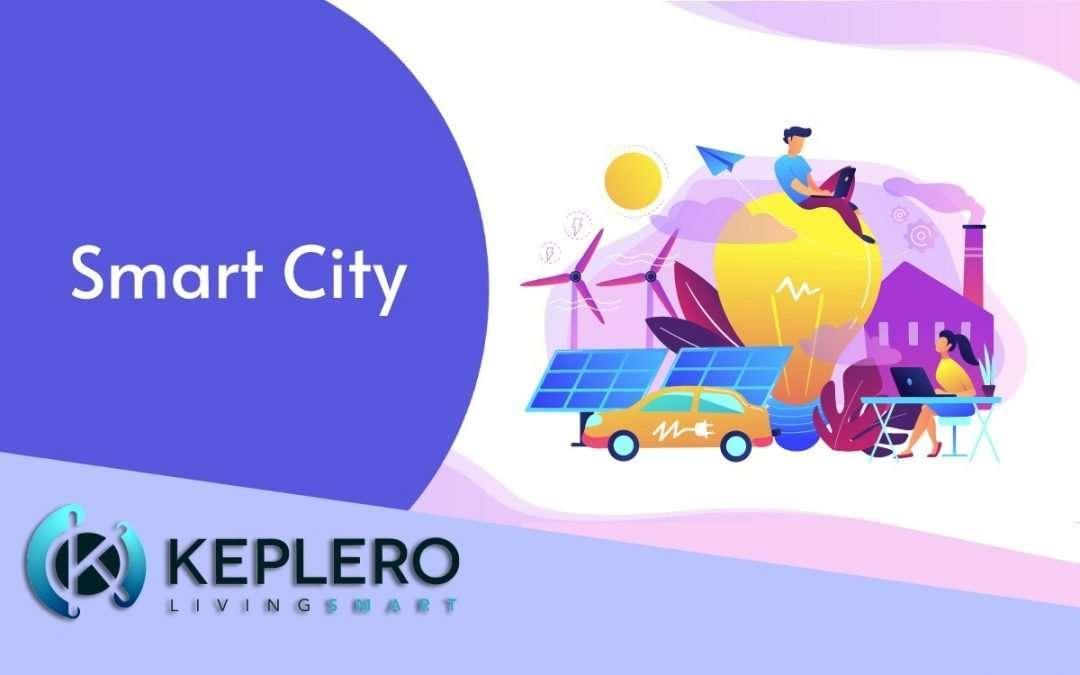 Smart city: i vantaggi dell'IOT per città più funzionali e sostenibili
