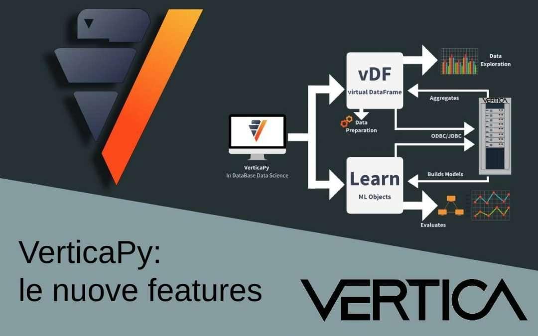 VerticaPy: le features della v0.4