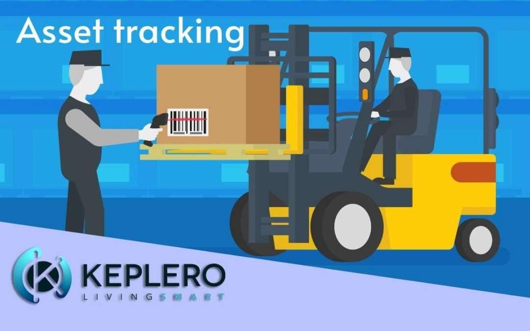 Keplero e Asset Tracking indoor