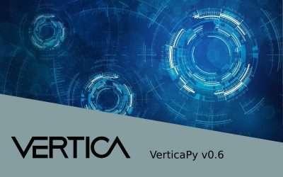 Grafici animati, autoML, analisi geospaziali: le novità di VerticaPy v0.6