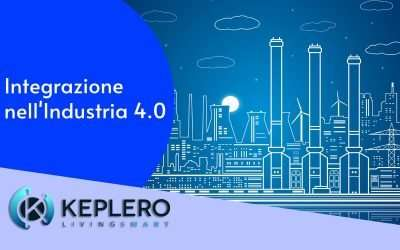 Keplero: l'integrazione nell'Industria 4.0