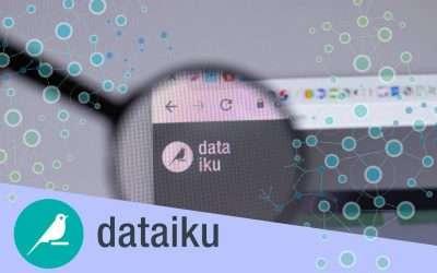 Dataiku: le novità della release 9
