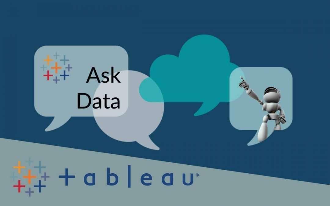Tableau e l'AI a supporto degli utenti per la data visualization: Ask Data