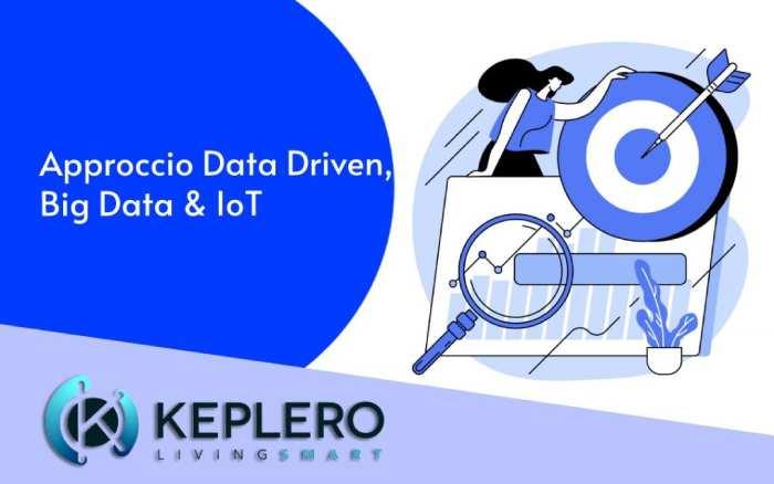 Keplero: approccio data driven, Big Data & IoT